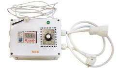Блок управления: контроль мощности и температуры до 3 кВт (без индикатора напряжения и силы тока)