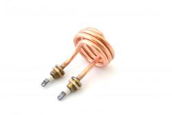 Дистиллятор медный 3,0 кВт М14х1,5 спиралевидный для аквадистиллятора ДЭ-20