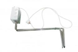 Погружной ТЭН с электронным терморегулятором